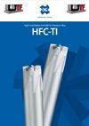 OSG frese HFC-TI